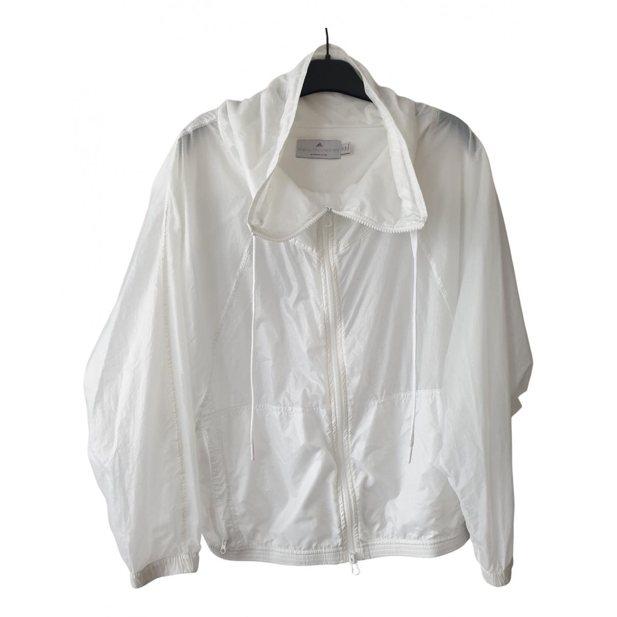 Stella Mccartney Pour Adidas N White jacket for Women S International