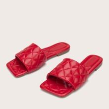Sandalen mit offener Zehenpartie