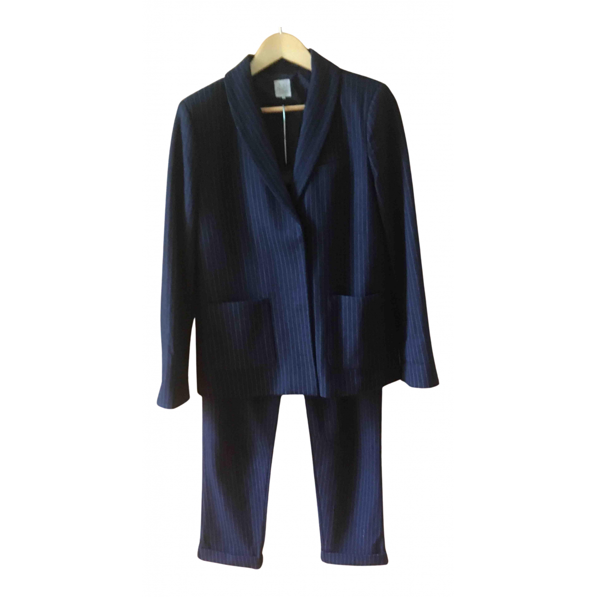 Karl Marc John N Blue jacket for Women 40 FR