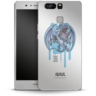 Huawei P9 Silikon Handyhuelle - Blue-Eyes White Dragon SD von Yu-Gi-Oh!