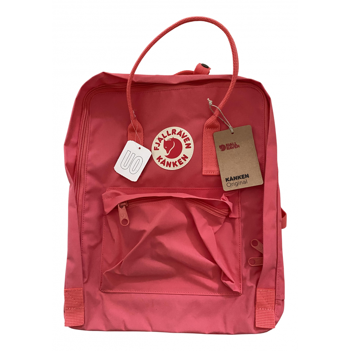 Fjallräven N Pink Cotton backpack for Women N