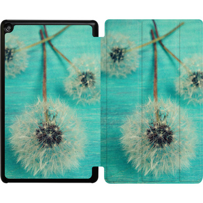 Amazon Fire HD 8 (2017) Tablet Smart Case - Three Wishes von Joy StClaire