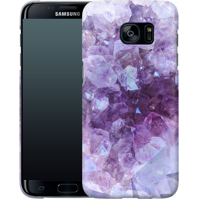 Samsung Galaxy S7 Edge Smartphone Huelle - Light Crystals von Emanuela Carratoni