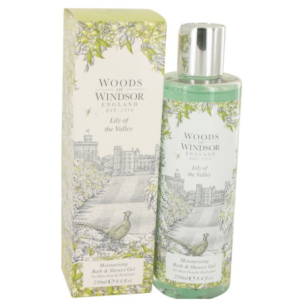Lily Of The Valley - Woods Of Windsor Duschgel 250 ml