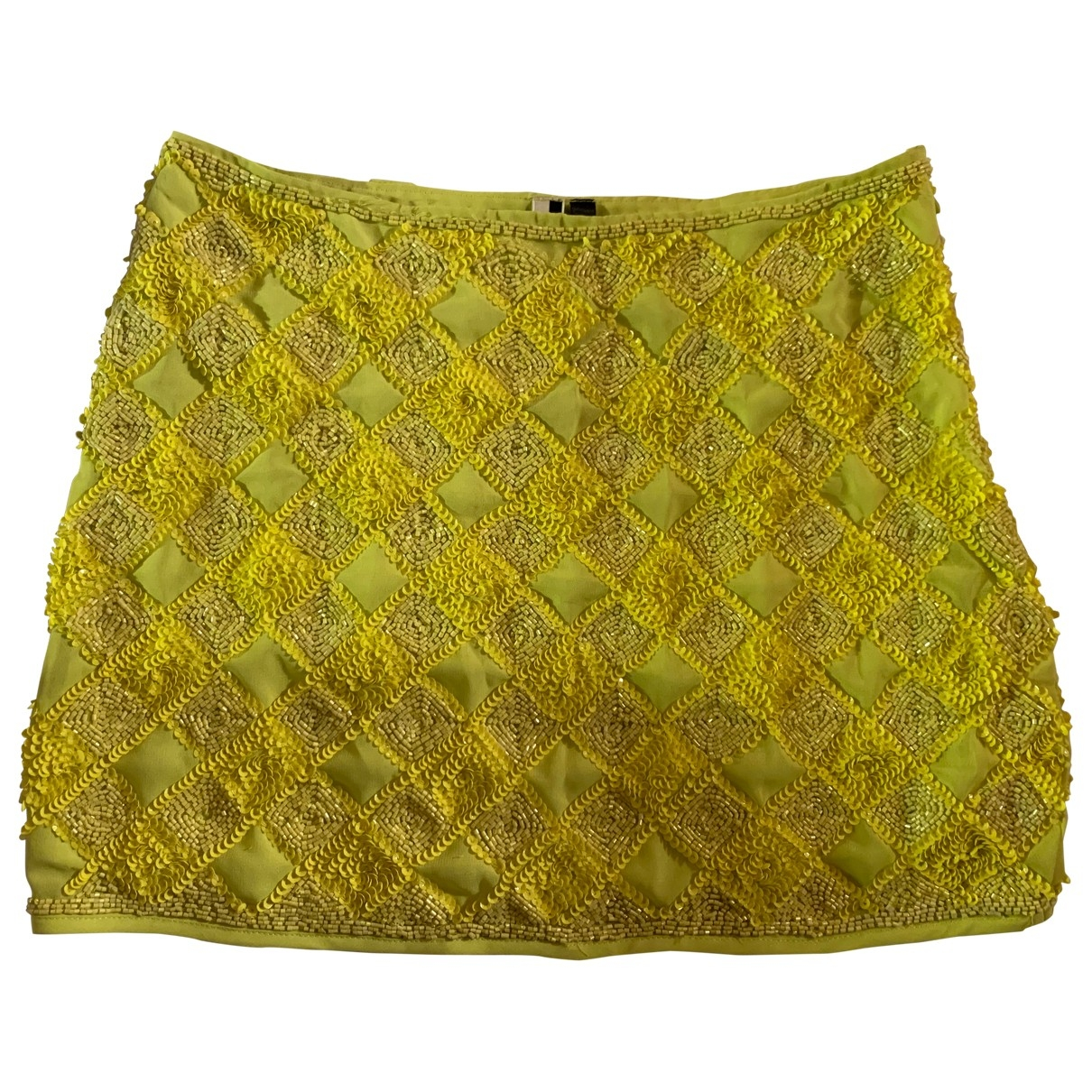 tophop \N Yellow skirt for Women 6 US