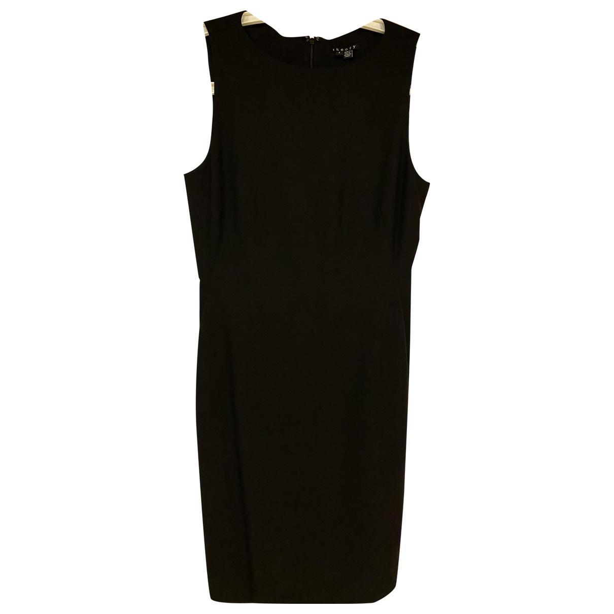 Theory \N Black Wool dress for Women 4 US