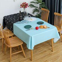Daisy Print Tablecloth