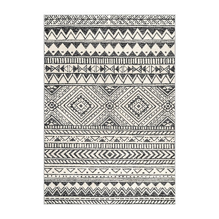 Nuloom Becky Rectangular Indoor Rugs, One Size , Gray