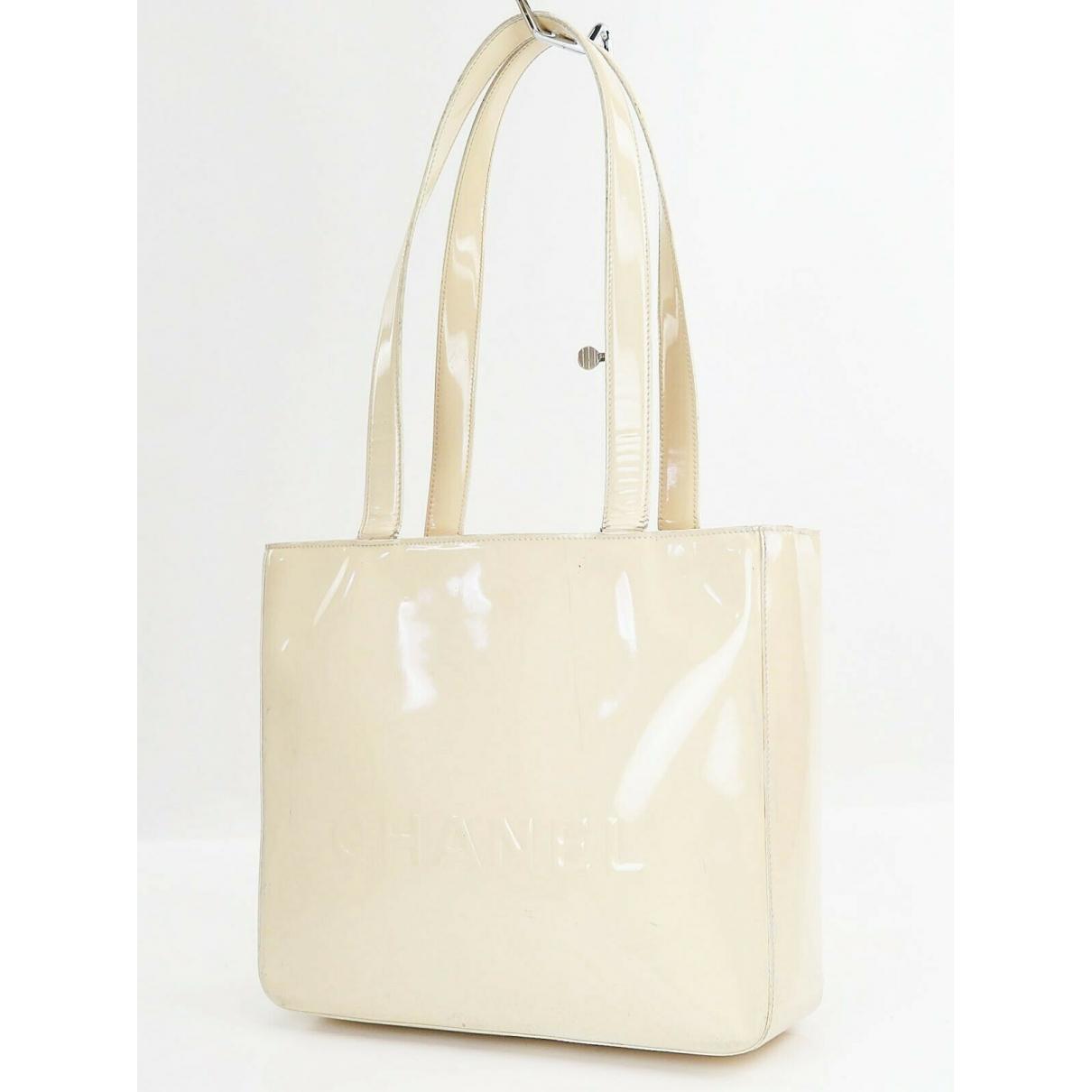 Chanel \N Patent leather handbag for Women \N