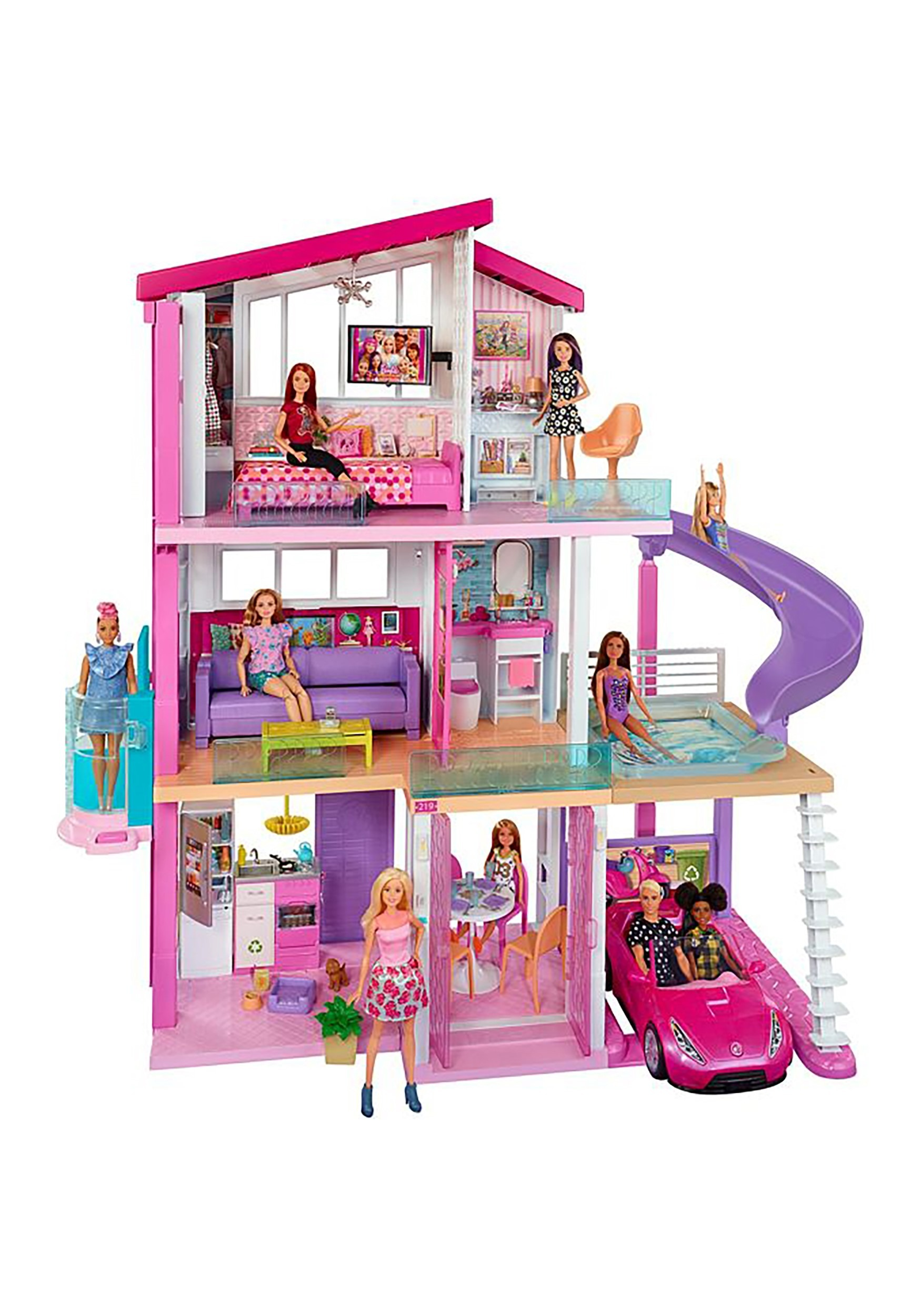Barbie Dream Doll House