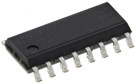 Maxim Integrated MAX11629EEE+, 12 bit Serial ADC 8-Channel, 16-Pin QSOP (100)