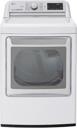 DLGX7801WE Gas Steam Dryer with 7.3 cu. ft. EasyLoad  Wi-Fi  in