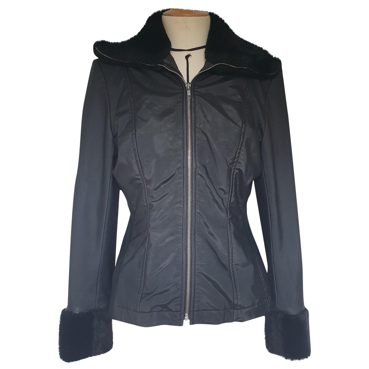 Yves Saint Laurent \N Black jacket for Women 40 FR