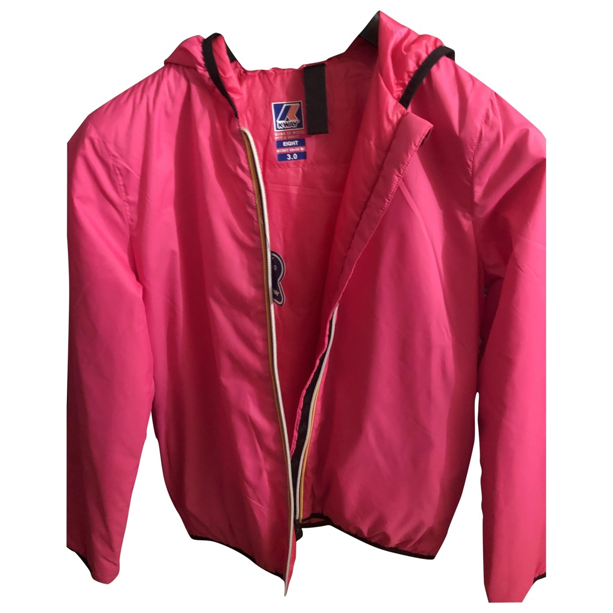 K-way - Veste   pour femme - rose