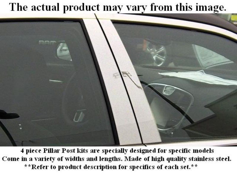 Quality Automotive Accessories Pillar Post Trim Nissan Altima 93-97