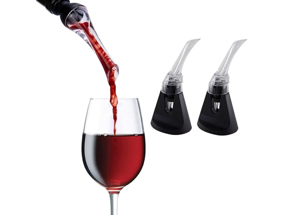 Wine Aerator Pourer And Decanter Spout