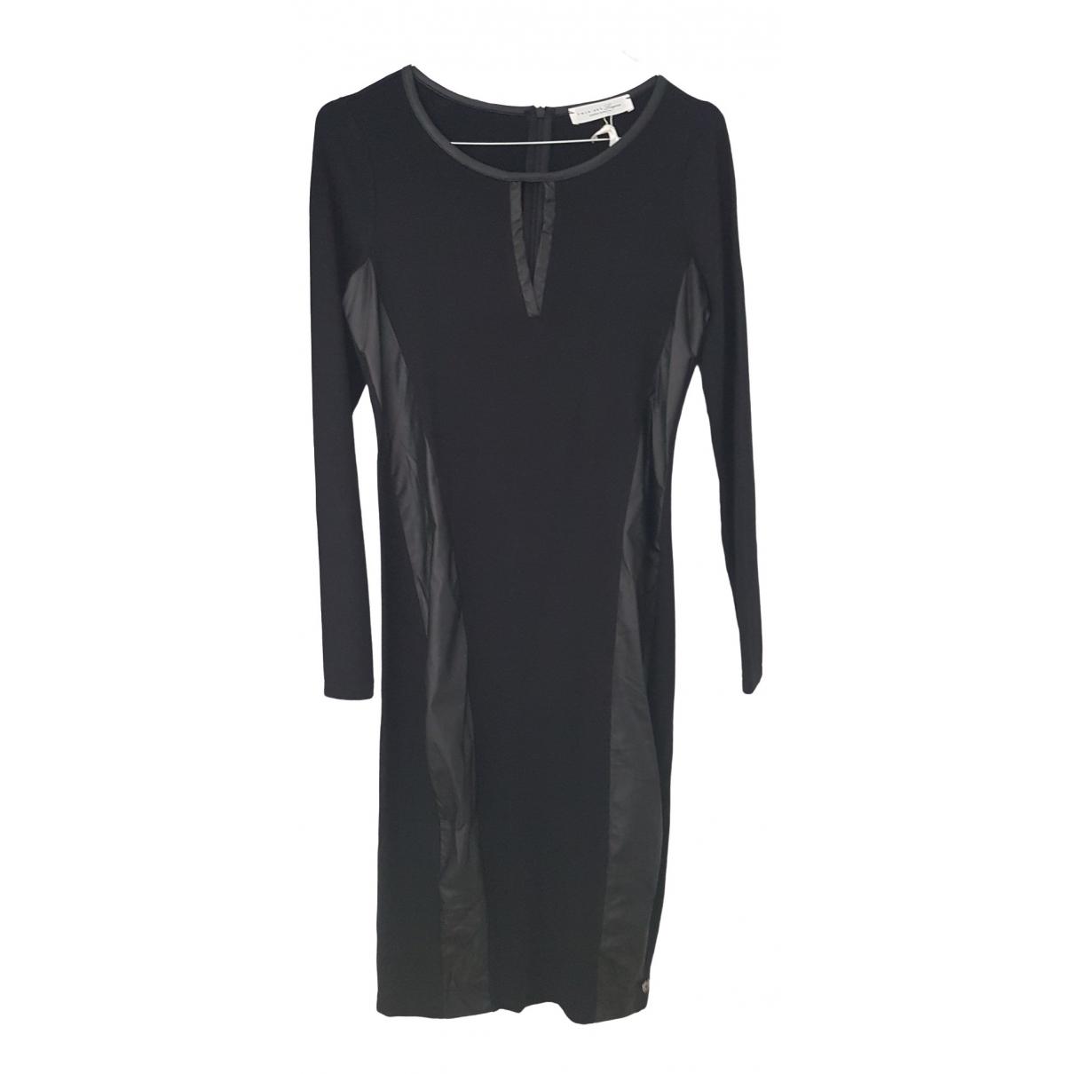 Twin Set \N Black Cotton dress for Women 38 FR