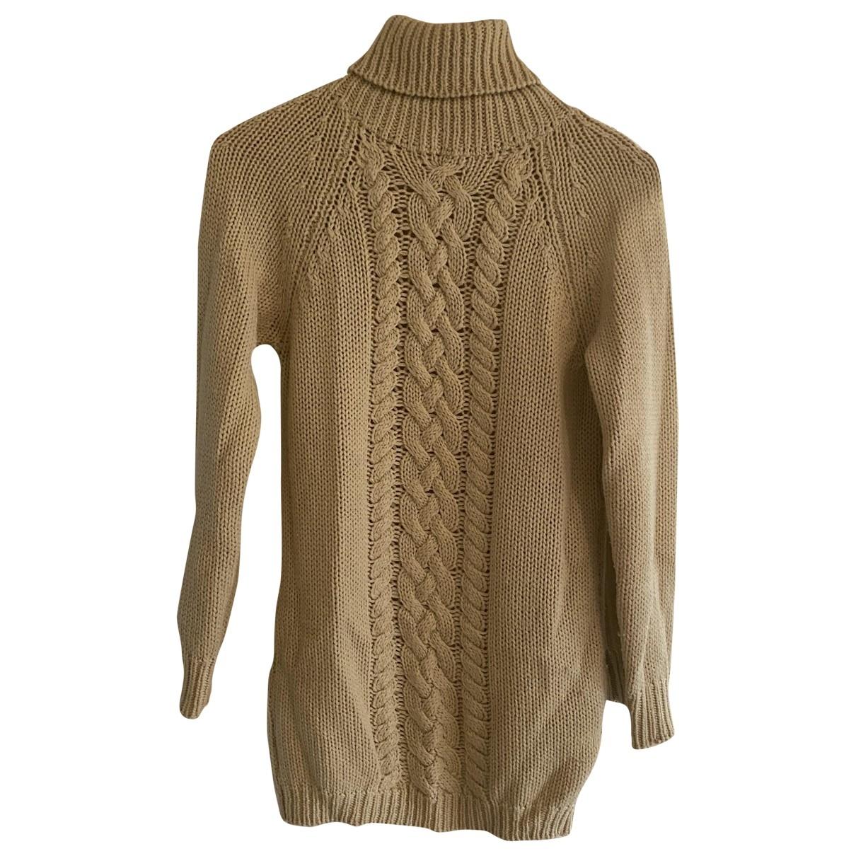 Isabel Marant Etoile \N Camel Wool Knitwear for Women 40 IT