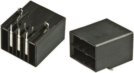 JST , JFA J300, 6 Way, 2 Row, Right Angle PCB Header
