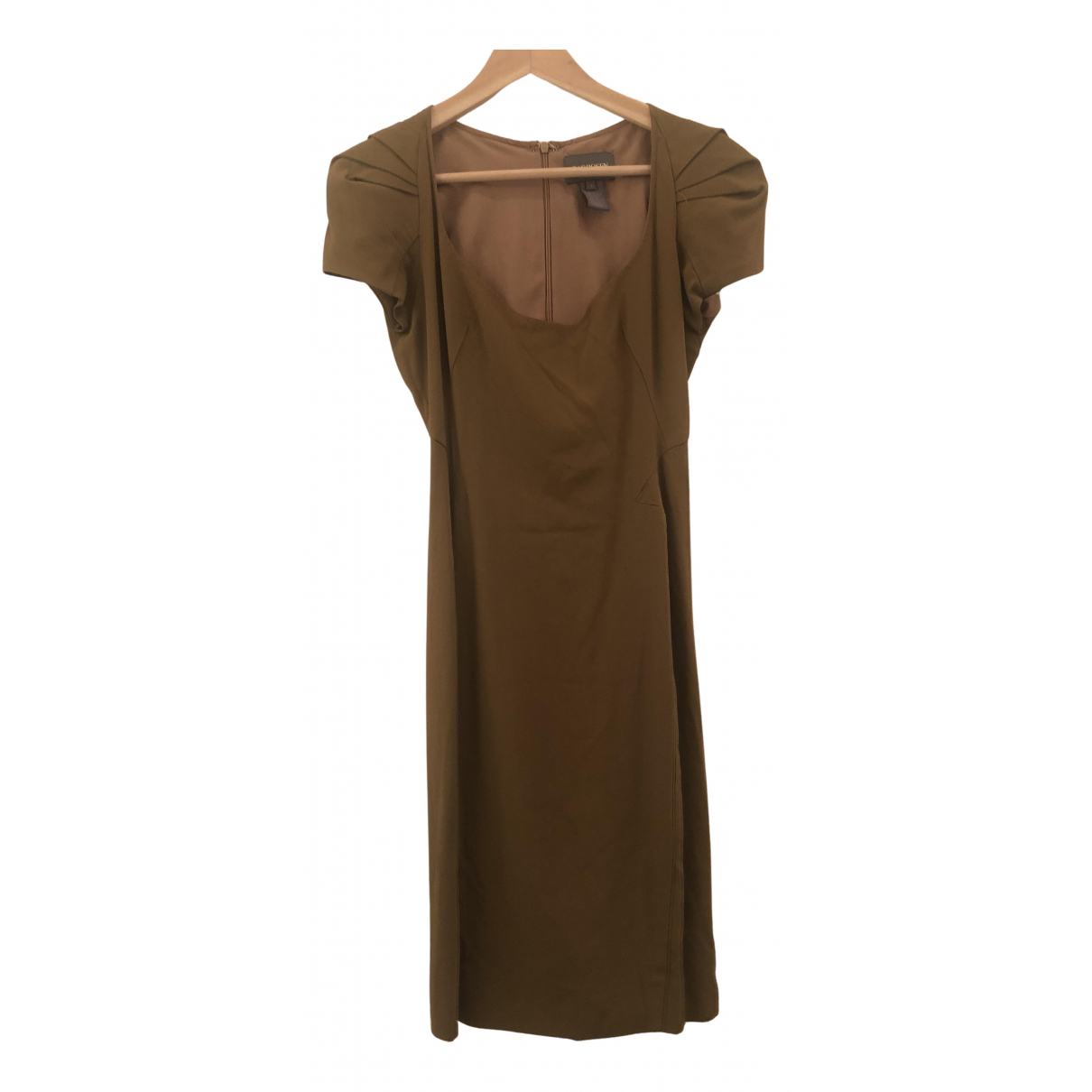 Zac Posen N Khaki dress for Women 2 US
