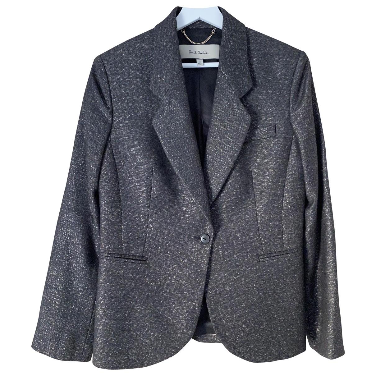 Paul Smith - Veste   pour femme en laine - noir