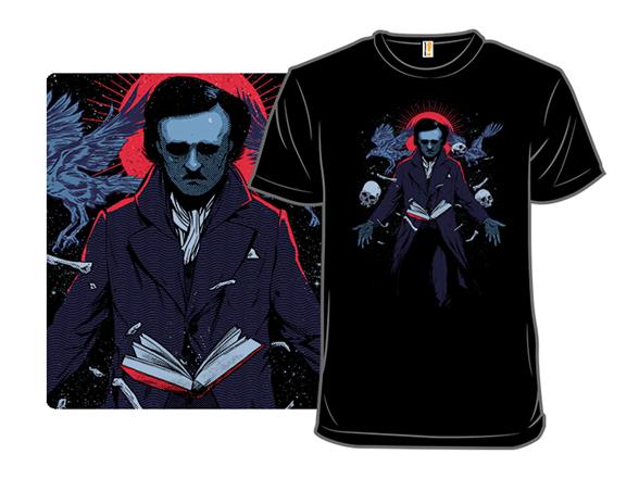 The Horror Master T Shirt