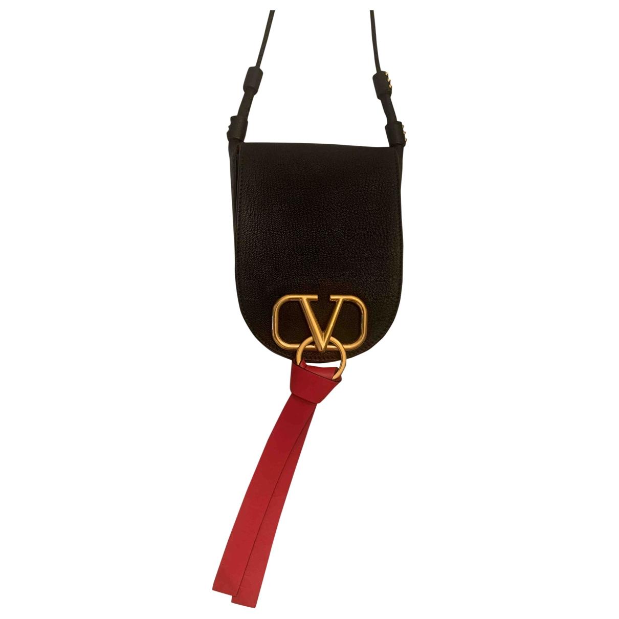 Pochette de Cuero Valentino Garavani