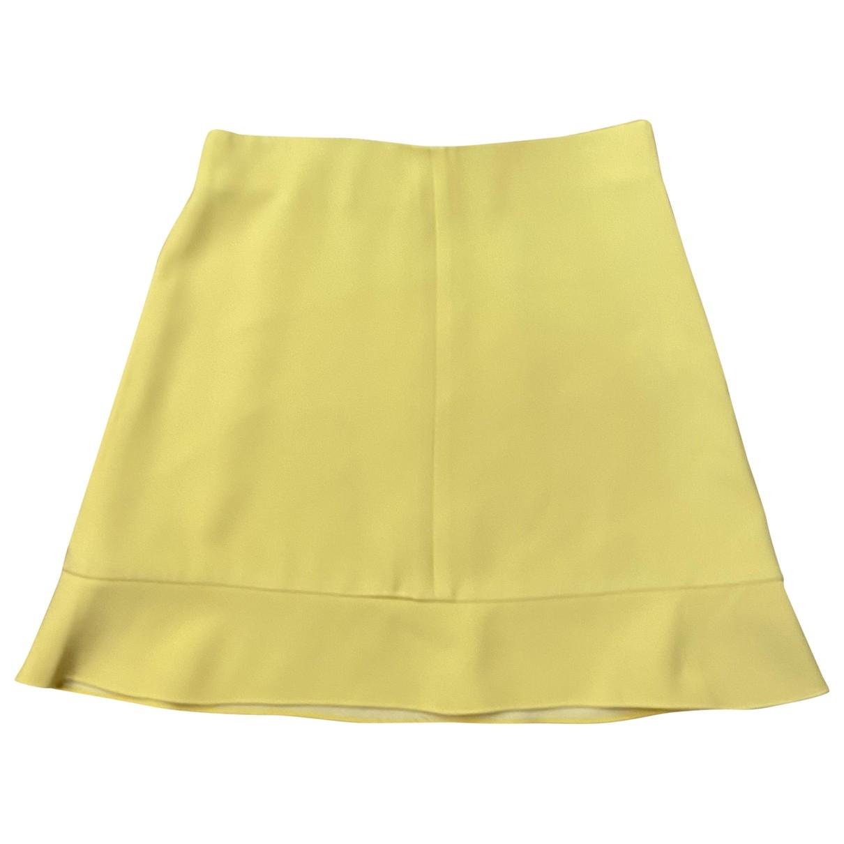 Chloe - Jupe   pour femme - jaune