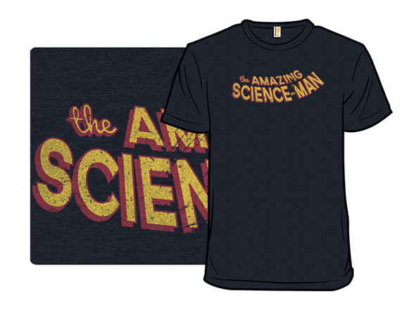Science Man T Shirt