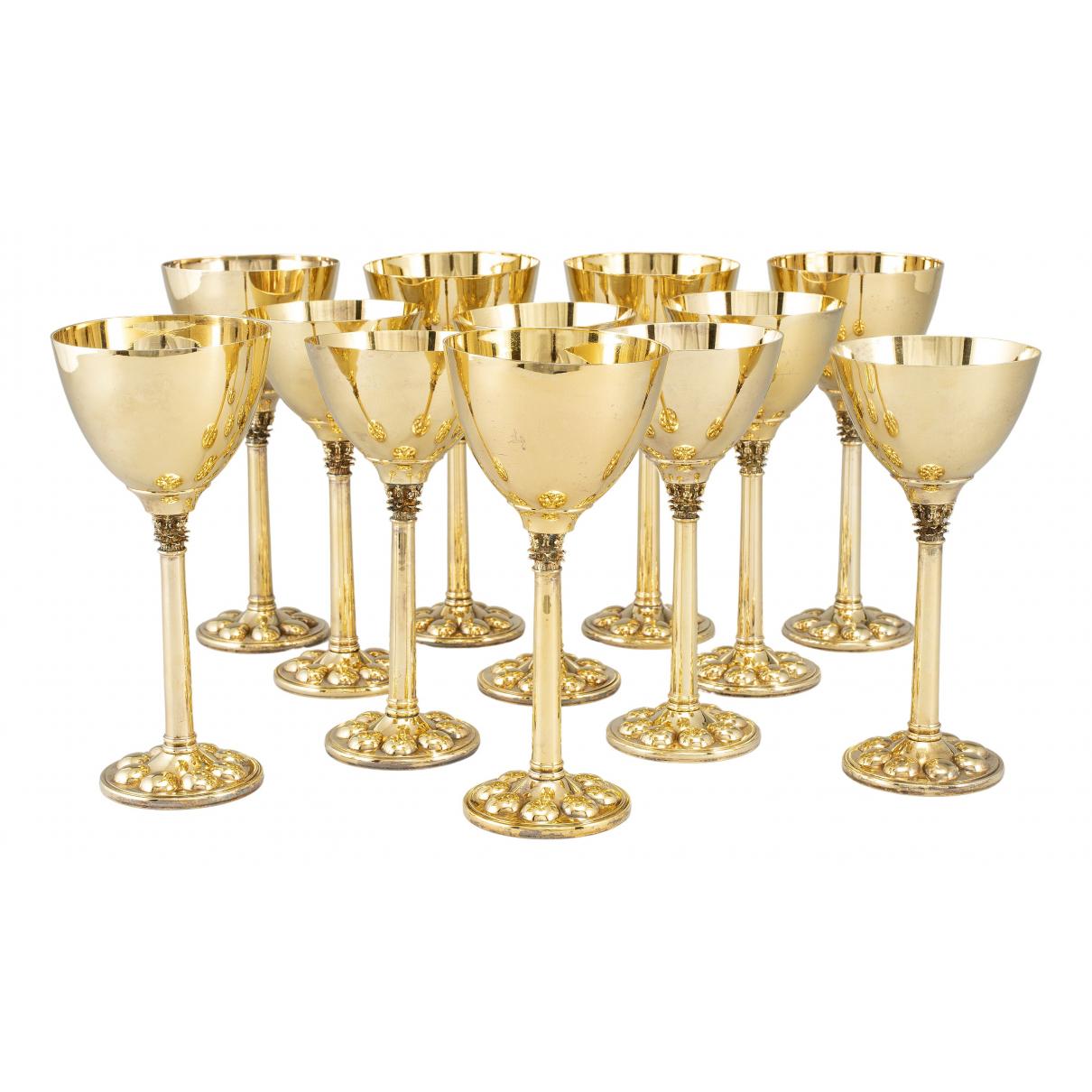 - Arts de la table   pour lifestyle en plaque or - dore