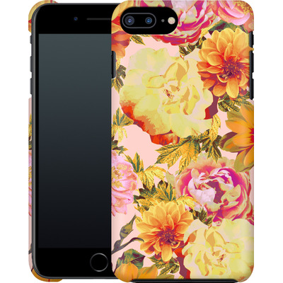 Apple iPhone 8 Plus Smartphone Huelle - Tropicana Bouquet von Zala Farah