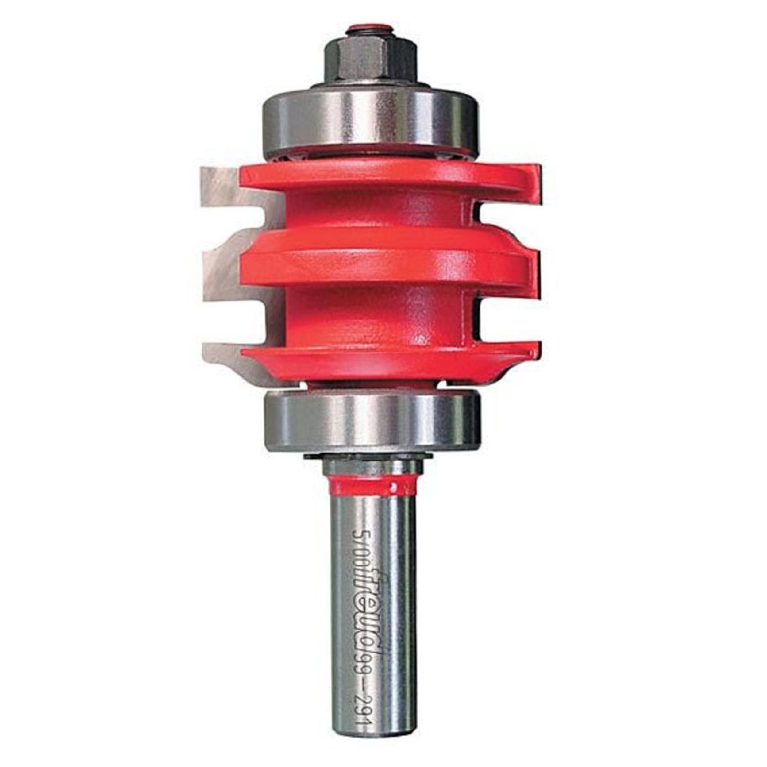 99-293 One Piece Stile And Rail Router Bit Classic Bead 1/2