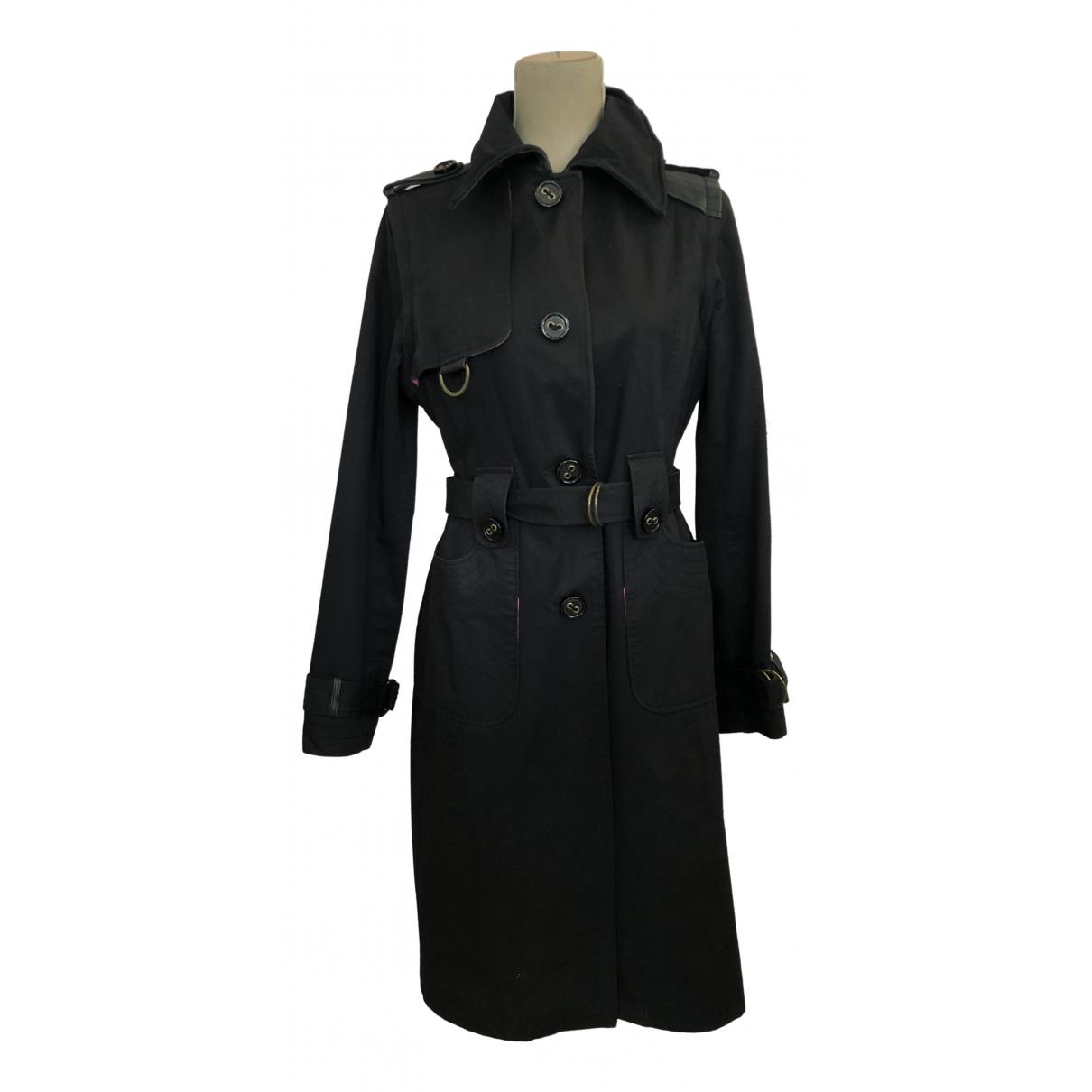 Mackage - Manteau   pour femme en coton - noir