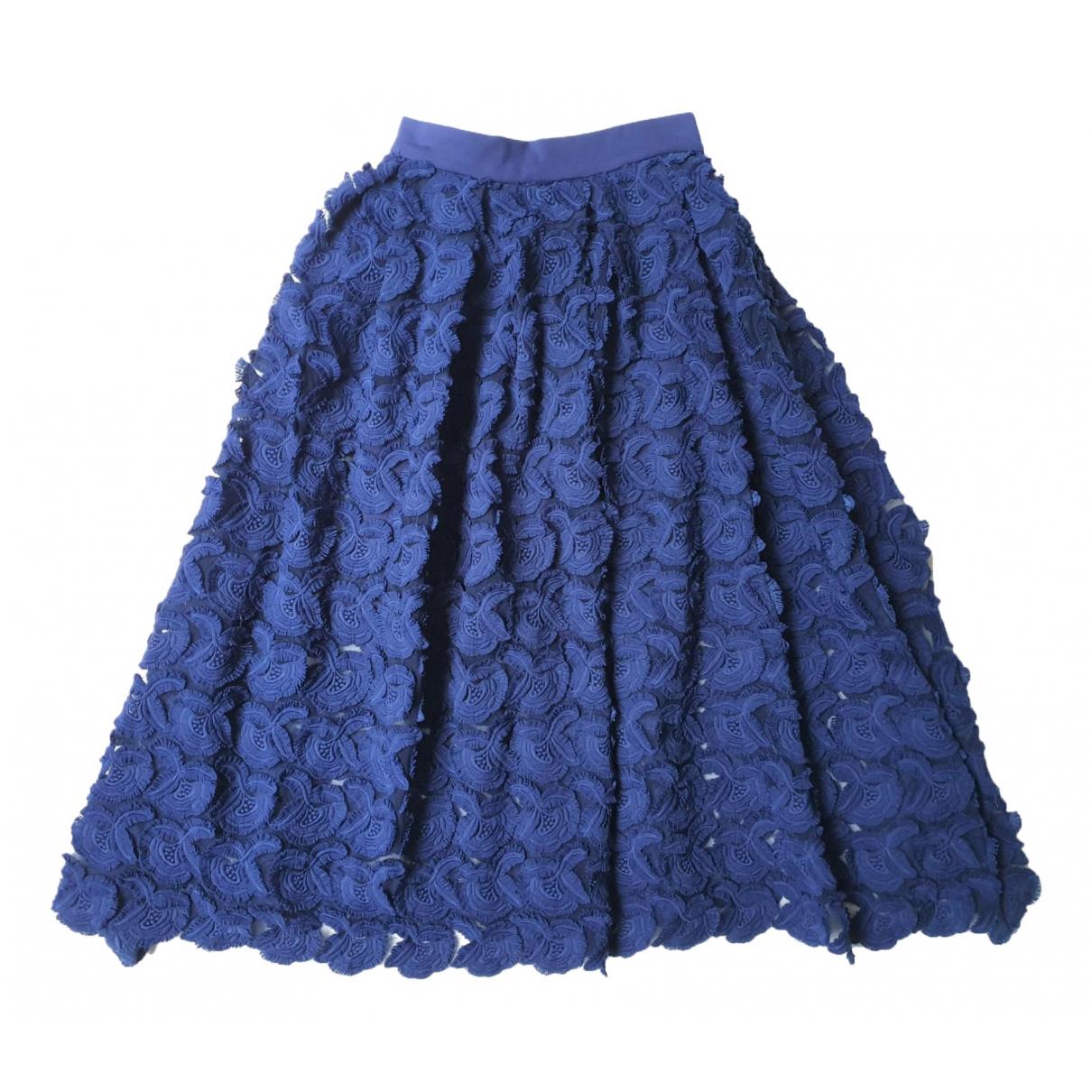 Maje \N Rocke in  Blau Polyester