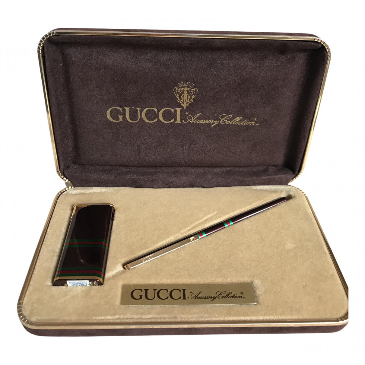 Gucci - Objets & Deco   pour lifestyle en acier - multicolore