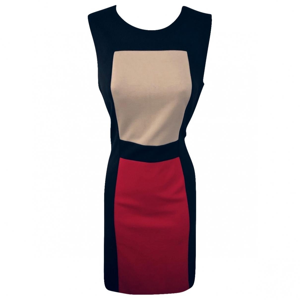 Calvin Klein \N Kleid in  Bunt Polyester