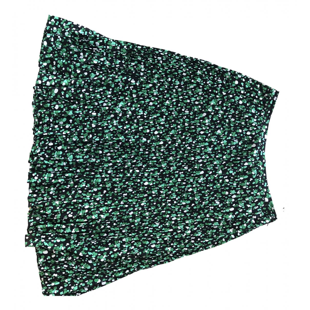 Jaeger \N Rocke in  Gruen Polyester