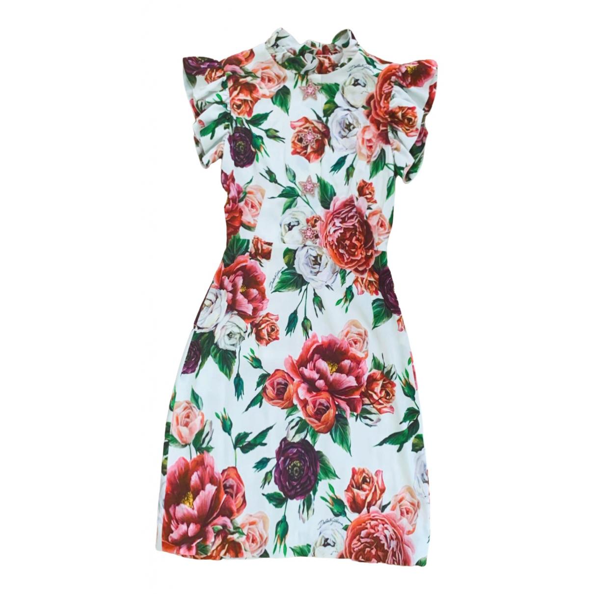 Dolce & Gabbana \N White dress for Women S International