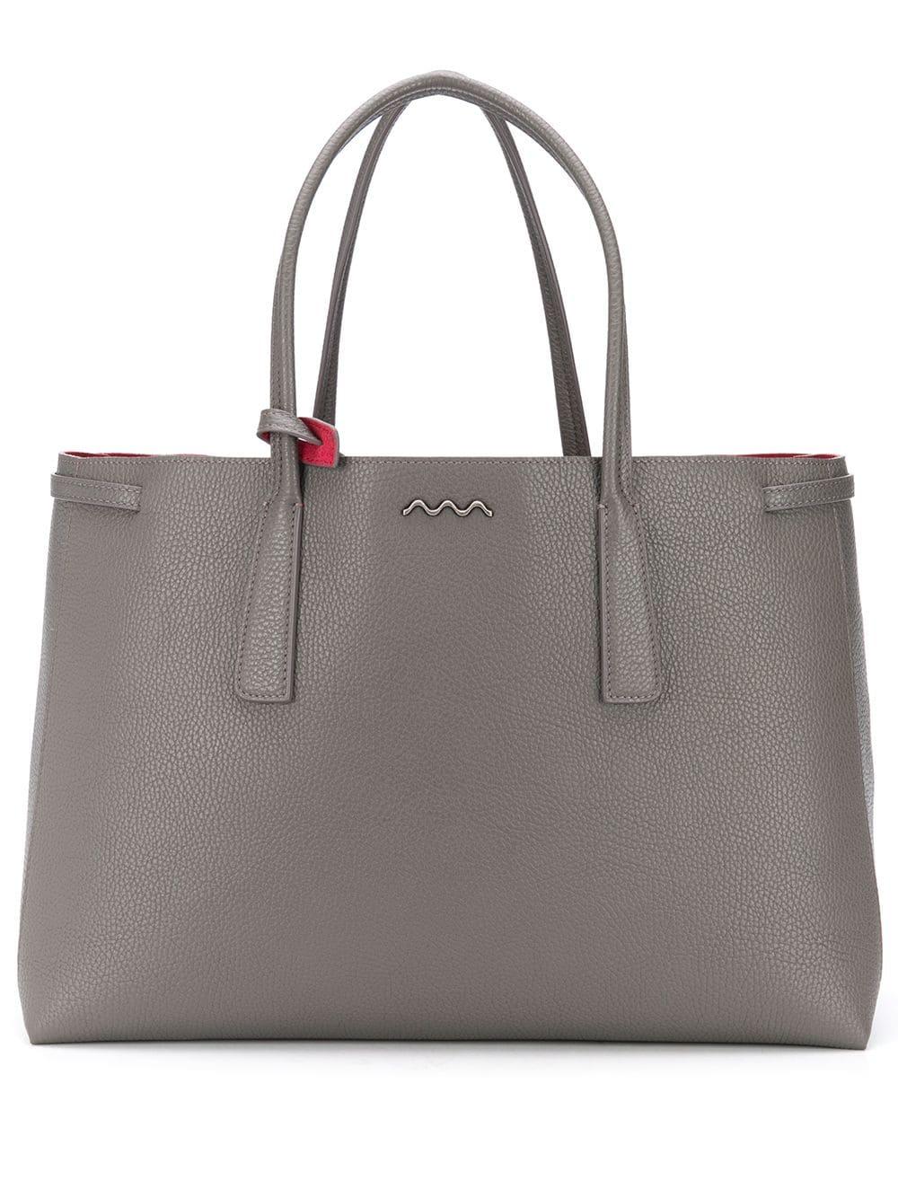 Duo Metropolitan Leather Bag