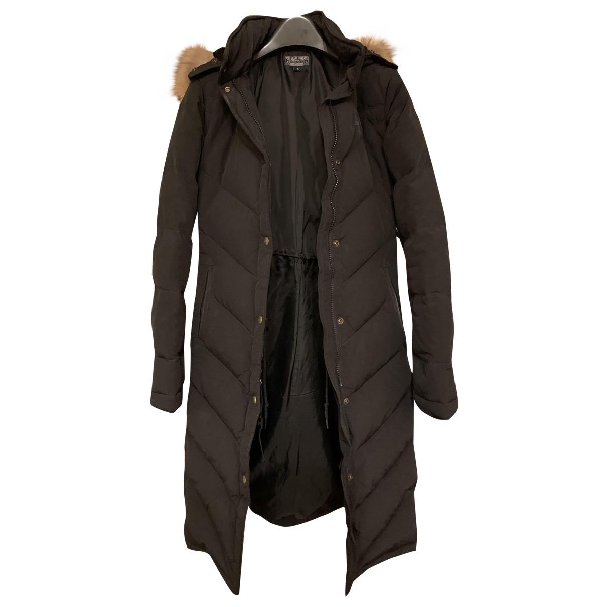Ralph Lauren \N Black coat for Women S International