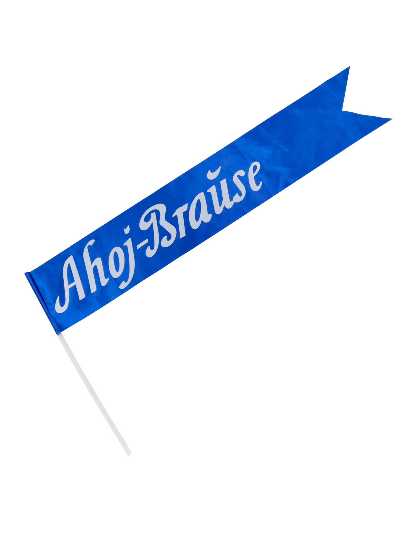 Faehnchen Ahoj-Brause Farbe: weiss/blau