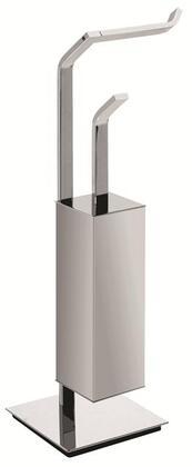 Sensis PS603NI WC Set 21 1/4 H in Polished Nickel