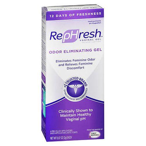 RepHresh Vaginal Gel Personal Lubricant 4 Each by Arm & Hammer
