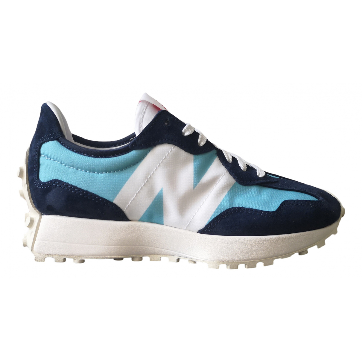 New Balance \N Blue Trainers for Women 37.5 EU