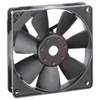 ebm-papst , 24 V dc, DC Axial Fan, 119 x 119 x 25mm, 169.9m³/h, 5W