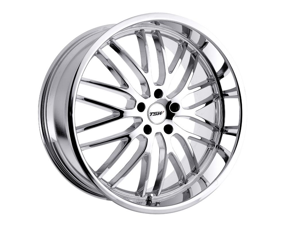TSW Snetterton Wheel 18x9.5 5x114.3 20mm Chrome