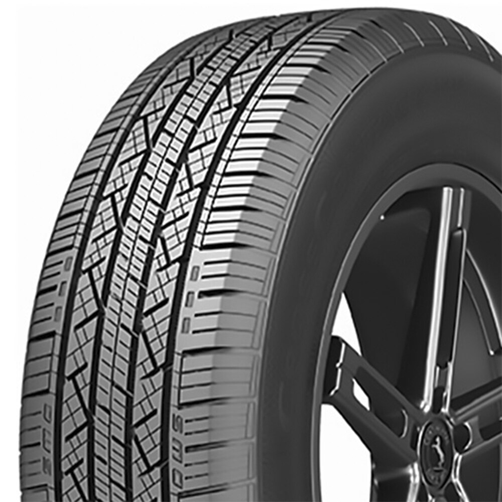 Continental crosscontact lx25 P235/55R18 100T bsw all-season tire