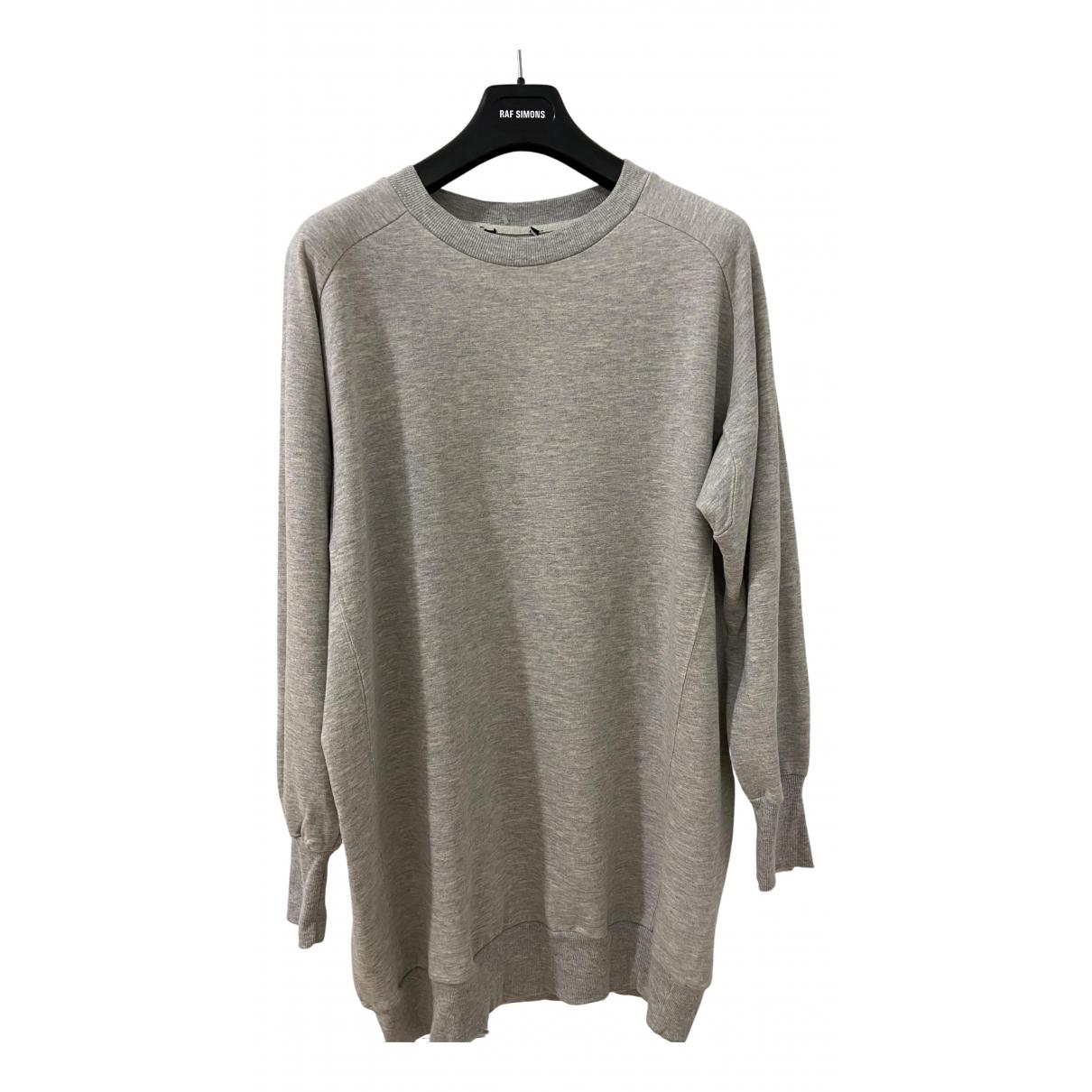 Zara N Grey Cotton dress for Women L International