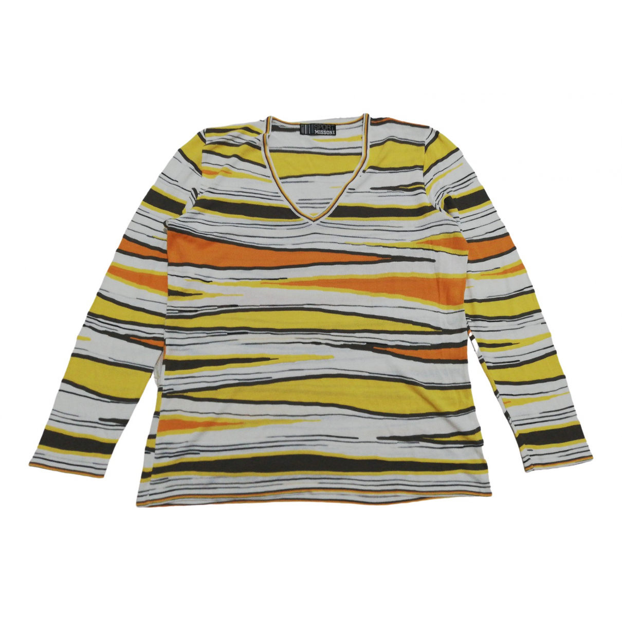 Missoni \N Yellow  top for Women 48 IT