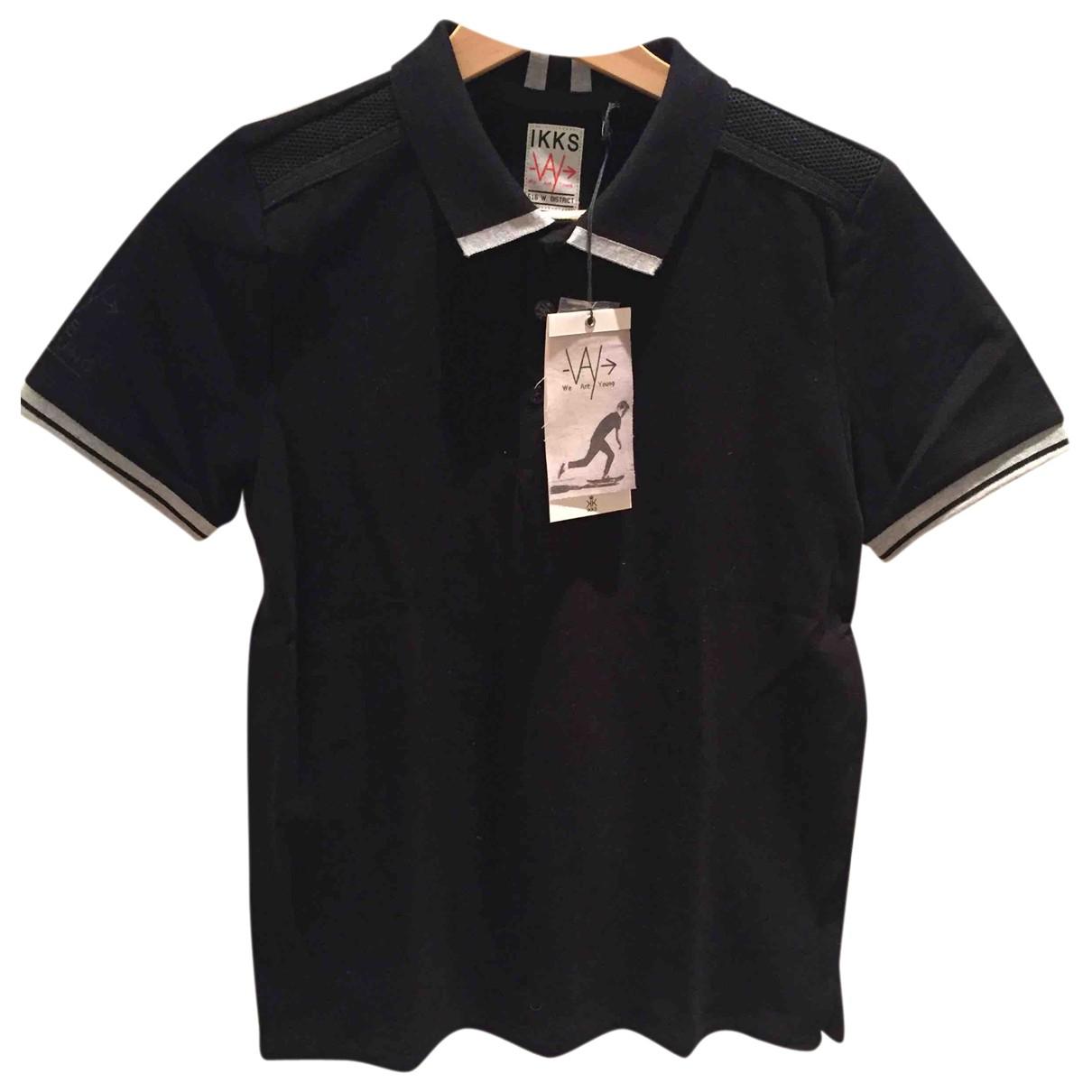 Ikks N Black Cotton  top for Kids 14 years - S FR